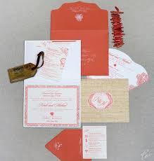 Nicole And Michael Destination Wedding Invitations By Ceci New York