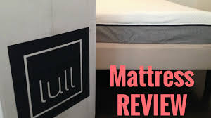 Intelli Gel Bed by Lull Mattress Review Almost Perfect Only A Few Complaints