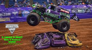 MonsterJam Is Coming To Biloxi! Meet A Driver And Enter To Win ...