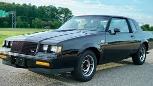 1987 Buick Grand National Parked Since 1991 Up For Auction With 74 ...