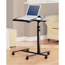 Mainstay Computer Desk Instructions by Mainstays Deluxe Laptop Cart Black Shoptv