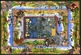WARHAMMER Talisman GameBoard By Kaal979