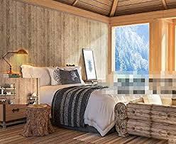 reyqing holzmaserung tapeten wohnzimmer schlafzimmer