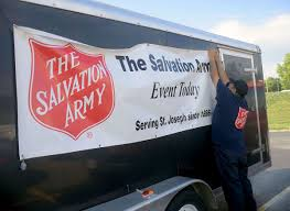 100 Salvation Army Truck Kicks Off Coat Drive Local News Newspressnowcom