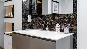 badezimmer aus naturstein emperador domisch naturstein