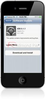 Download iOS 5 1 1 For iPhone 4S 4 3GS iPad And iPod touch