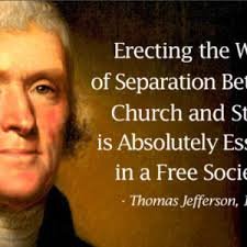 Keeping Church And State Separate Theological Response