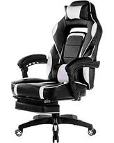 Reclining Gaming Chair With Footrest by New Year U0027s Special Merax High Back Racing Home Office Chair