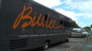 100 Tennessean Truck Stop Bill Lee Campaigns In Lexington WBBJ TV