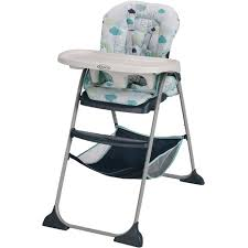 Graco High Chair Blossom Video by Graco Blossom 4 In 1 Seating System Sapphire Walmart Com