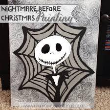 Nightmare Before Christmas Bathroom Decor by The Nightmare Before Christmas Art Mommy Makes Things
