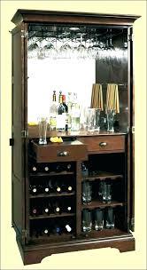 Corner Bar Cabinet Furniture Bars Stand Alone Dining Room Mini Amazing Modern C Diy Liquor