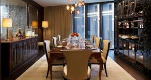LuxDeco Style Guide A Dining Room