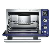 Toaster Oven Kitchenaid Cobalt Blue Variable Temperature Control Digital Convection Recipes