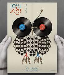 Beautiful Music Poster Designs