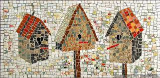 station mosaic