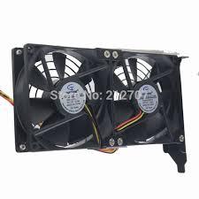ensemble ordinateur de bureau 3 ensembles gdstime pc cpu cooler 92mm ventilateur 90mm