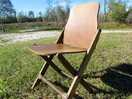 100 Folding Chair Art Vintage Deco Wood Chair 1940s Etsy