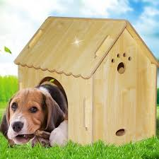 solide holz hundehütte haus katzenstreu hund käfig haustier nest zimmer haustier haus zwinger indoor und outdoor große zwinger wetter