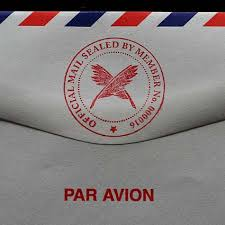 Letter Writers Alliance ficial Seal Stamps