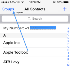 How to create group contacts on your iPhone & iPad with iCloud