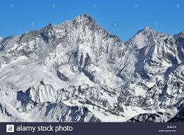 Vertically Precipitously Switzerland Valais Swiss Snow Burr Rock Cliff Alps Mountains White Horn Alpine Winter