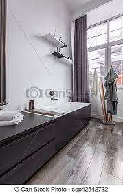 badezimmer im industriellen stil dunkelbad im industriellen