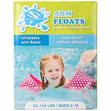 Inflatable Tubes For Toddlers by Stearns Inflatable Arm Floats Swim Training Armbands Pool Floaties