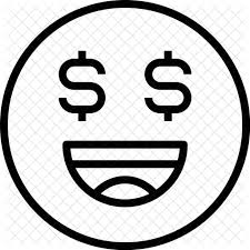 Money Face Emoji Png Emotion Icon Avatar Smileys Picture Freeuse Library