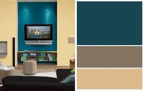 petrol 1 schöner wohnen farbe wandgestaltung wohnzimmer