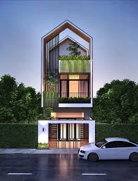 100 Narrow House Designs Pin On Houses