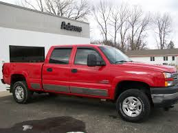 2007 Chevrolet Silverado 2500HD Classic For Sale In Montevideo ...