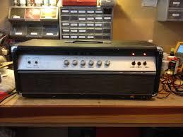 Ampeg V4 Cabinet For Bass by Ampeg V4 Restoration Desertamplifierrepair Com