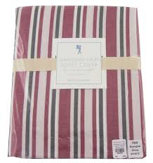 Amazon.com: Pottery Barn Kids Lakehouse Stripe Duvet Cover-Twin ... Functional Towels For The Kitchens And Modern New Inovative Pottery Barn Shades Design Ideas Linen Roman Decorating With Ladders 25 Creative Ways Shelving Kitchen Accsories Antler Towel Rack Deer Wheaton Stripe Napkin Au Barninspired Ding Room On A Budget From Mae To You Best Paper Towel Holders Ideas On Pinterest Towels Sinks Kenangorguncom Holiday Home Tour Classic Christmas Decor Tips Pillow Catstudio Pillows Target 444 Best Cricut Images Vinyl Serendipity Refined Blog Inspired Valentines Day