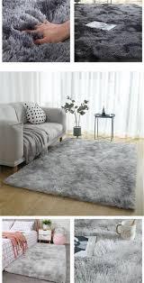 designer carpet curved lines pile grey