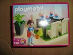 playmobil 5335 schickes esszimmer neu ebay