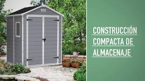 Keter Storage Shed Home Depot by Keter Manor 6x5 Outdoor Garden Storage Shed Es Youtube