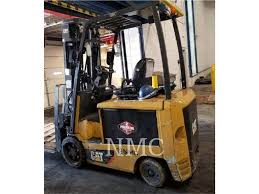 100 Cat Lift Trucks Erpillar LIFT TRUCKS EC30N2_MC Electric Forklifts