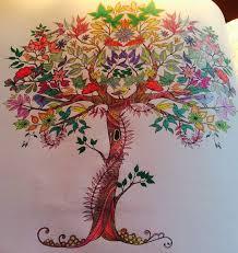 From Johanna Basford Secret Garden Colouring Book