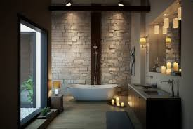 51 Modern Bathroom Design Ideas Plus Tips On How To Accessorize Yours Modern Bathroom Design Ideas With Walk In Shower Ideas 26 Doable Victorian Plumbing Contemporary Bathrooms Pinterest Creative Decoration Condominium Design Photos Malaysia Atapco 37 Amazing Midcentury Modern Bathrooms To Soak Your Nses Tiles Elle Decor 25 Best 30 Luxury Homelovr Apollo Btw Curved Bath With White Brick Wall 19 Masculine Master