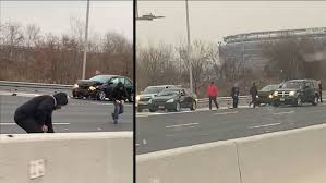 100 Armored Truck Jobs Truck Spills Cash On Route 3 In East Rutherford New Jersey