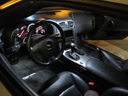 c6 chevy corvette led interior kit