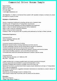 Truck Driver Resume No Experience Fresh Writing A Report Of Thesis ...