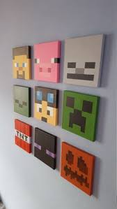 Minecraft Bedroom Wallpaper by Rose Full Vinyl Bed Frame Bed Frames And Products
