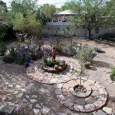 Tucson Man Uses Recycled Stuff To Make Whimsical Landscape Home