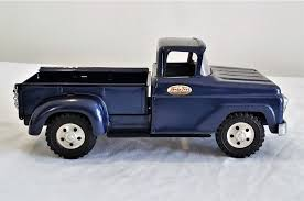 EARLY TONKA TOYS Ford Cab Step-Side Pick-Up Truck 50's V RARE NICE ...