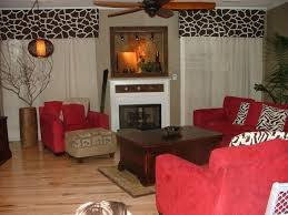 modern decoration safari themed living room attractive design