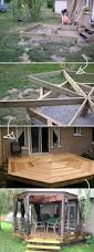 Cheap Shed Roof Ideas by Top 19 Simple And Low Budget Ideas For Building A Floating Deck