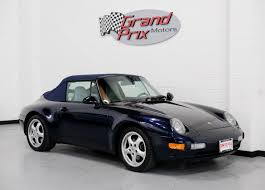 Used 1995 Porsche 911 For Sale   Portland OR WP0CA2991SS343494