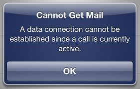 iPhone 4S Cannot Get Mail